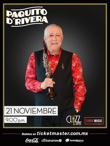 Paquito D Rivera